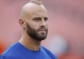 Giants Release LB Mark Herzlich