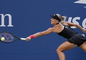 No. 4 Kerber falls at U.S. Open