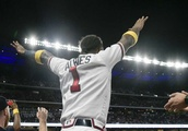 LEADING OFF: Braves rookie Toussaint VS Boston, Yanks-A's