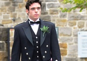 Bodyguard star Richard Madden joins famous faces at star-studded Glasgow Cathedral wedding