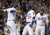Dodgers beat D'Backs 3-2 on HR, tie Arizona atop NL West