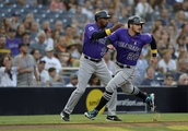 Rockies' offense returns in victory over Padres