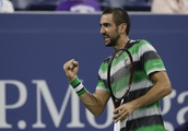 The Latest: Cilic, de Minaur head to 5th set after 1 a.m.