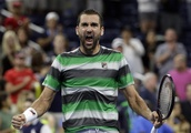 Cilic converts 8th match point at US Open; wins after 2 a.m.