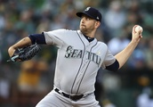 Paxton comes off disabled list, pitches Mariners past A's