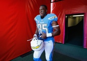 Antonio Gates is back with the Chargers