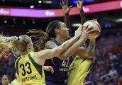 Griner, Mercury rally to beat Storm, force deciding Game 5