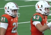 Miami Kicker With Greatest Name Ever Somehow Also Has Completely Terrible High School Kicking Stats