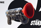 Footage of Fortnite High Stakes Getaway LTM and Grappler Item Revealed