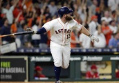 White's 2-run double helps Astros to 7-3 win over Angels