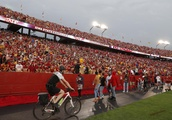 Iowa State's opener canceled because of lightning