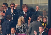 Sir Elton John in the crowd as Watford maintained perfect start