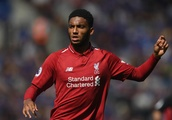 Joe Gomez is not getting carried away by role in the heart of Liverpool's defence