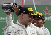 Bottas happy to play 2nd fiddle to Hamilton for now