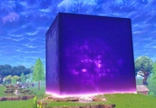 Fortnite Battle Royale: What is the mysterious purple cube and where is it going?