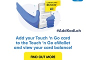 Here's How You Can Check Your Touch 'n Go Card Balance