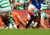 Gary Dicker reacts to SFA's Allan McGregor decision with amazement
