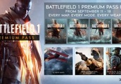 The Battlefield 1 Premium Pass will be free for a week after the Battlefield 5 beta