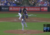 VIDEO: Christian Yelich Legs Out a Walk-Off Fielders Choice for the Brewers