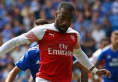 Arsenal striker Lacazette: I can't just expect instant start