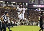 Jackson's 2 TD passes help Virginia Tech handle FSU 24-3