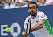 The Latest: Cilic sets up rematch with Nishikori in quarters