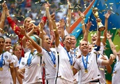 Something is broken when the USA women are dominated by white girls next door