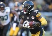 NFL notebook: Steelers' Bell a no-show