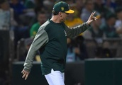 In trying time, A's Bob Melvin trying 'bullpenning'