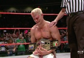 Watch a Behind the Scenes Video of Cody Rhodes' NWA Heavyweight Championship Win at 'All In'