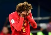 Marouane Fellaini, Christian Benteke and Simon Mignolet withdraw from Belgium squad through injury