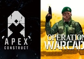 The Big PSLS Apex Construct and Operation Warcade Giveaway – We've Got 5 Copies of Each!
