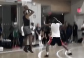 VIDEO: LeBron and Ben Simmons Hooping Together is a Dream Come True