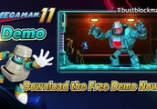 Mega Man 11 Demo Now on Nintendo Switch, Other Platforms Tomorrow
