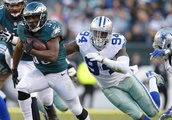 Randy Gregory Expected to Get 'a Lot of Work' in Cowboys' Opener