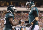 Eagles hold off Falcons to win NFL season opener