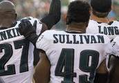 BREAKING: Eagles Waive DB Who Blatantly Grabbed Falcons Player's Crotch in Thursday Opener