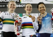 Sarah Lee and the cycling world shocked that Germany's Olympic champion Kristina Vogel won't walk ag