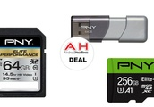 Deal: Save up to 30% on PNY Storage Products – Today Only