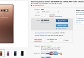 [Deal Alert] Exynos-powered Galaxy Note9 dual-SIM available for $867 on eBay