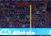 VIDEO: Refs Clearly Robbed Florida of 3 Points on Terrible Field Goal Call