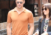 Alexander Skarsgard is seen out and about in Toronto