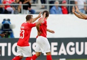 Arsenal fans discuss Xhaka form as he makes first Switzerland outing as captain