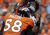 Miller leads Broncos past Seahawks 27-24