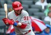 Phillies continue to flail at the plate against poor pitchers
