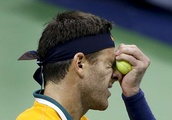 Del Potro falls in US Open, but being back is his reward
