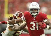 Week 1 setback doesn't change anything for David Johnson and the Cardinals