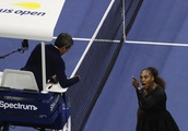 Serena Williams accuses umpire of sexism after US Open meltdown