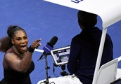 Serena Williams fined US$17,000 for US Open final outbursts at umpire amid sexism row