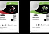 Hands on With Seagate's 14TB IronWolf and Barracuda Pro Drives